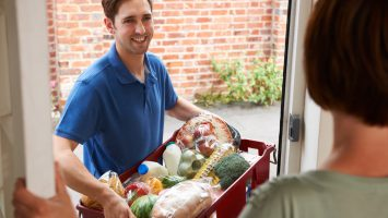 Online Grocery Shopping Order Foley Retail Consulting online retailing